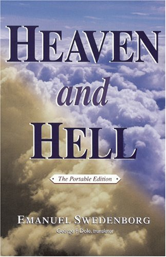 9780877853022: Heaven and Hell: The Portable Edition