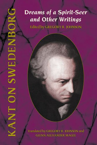 9780877853107: Kant on Swedenborg: Dreams of a Spirit-Seer and Other Writings (Swedenborg Studies)