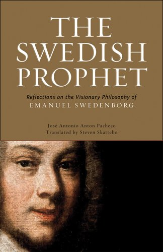 9780877853428: The Swedish Prophet: Reflections on the Visionary Philosophy of Emanuel Swedenborg