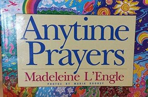 Anytime Prayers (Signed): L'Engle, Madeleine