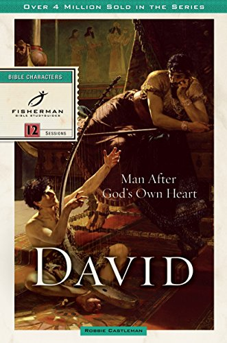 9780877881643: David: Man after God's Own Heart (Bible Study Guides)
