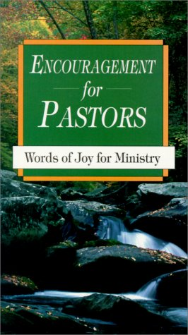 Encouragement for Pastors (Pocketpac Books): Sundberg, JoNancy