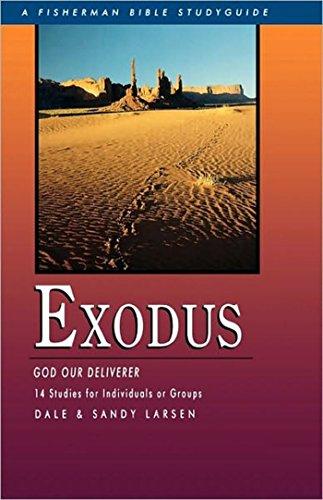 9780877882091: Exodus: God Our Deliverer (Fisherman Bible Studyguides)
