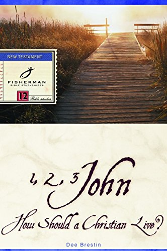 9780877883517: 1, 2, 3 John: How Should a Christian Live? (Bible Study Guides)
