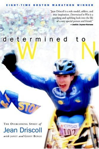 9780877884187: Determined to Win: The Overcoming Spirit of Jean Driscoll