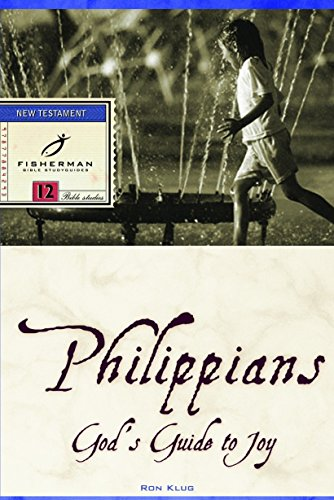 Philippians: God's Guide to Joy (Fisherman Bible Studyguide Series)