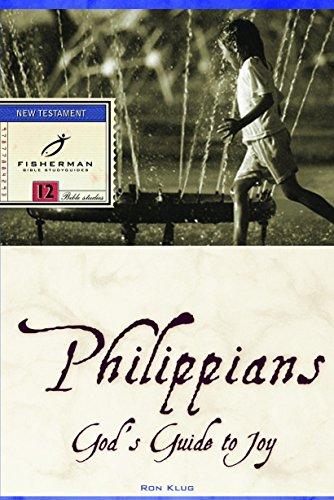 9780877886808: Philippians: God's Guide to Joy (Bible Study Guides)