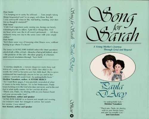9780877887782: Song for Sarah: A Young Mother's Journey Through Grief and Beyond