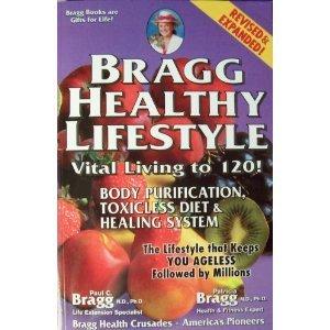 9780877900078: Bragg Healthy Lifestyle: Vital Living to 120