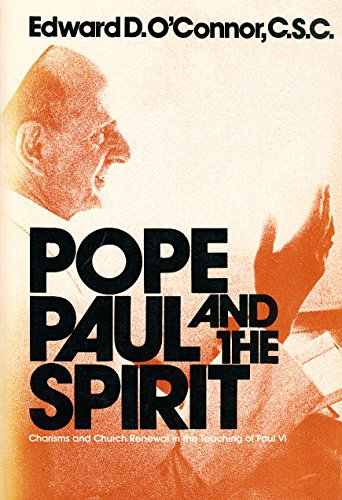9780877931515: Pope Paul and the Spirit