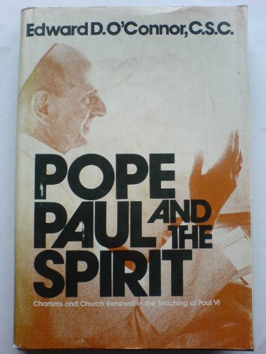 9780877931577: Pope Paul and the Spirit