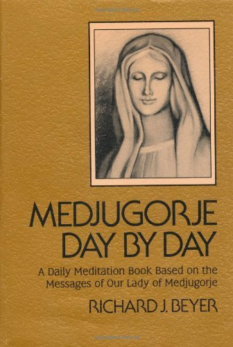 9780877934943: Medjugorje Day by Day: A Daily Meditation Book Based on the Messages of Our Lady of Medjugorje