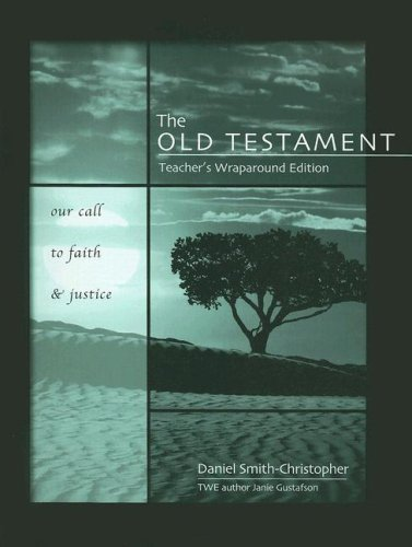 9780877936046: Old Testament Our Call to Faith and Justice