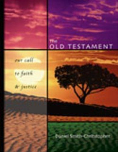 9780877937210: The Old Testament: Our Call to Faith & Justice
