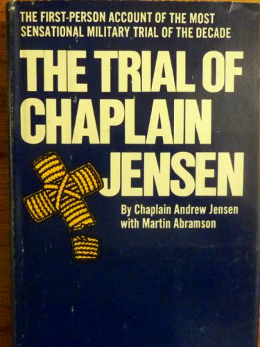 9780877950653: The trial of Chaplain Jensen,