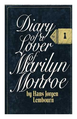 9780877952169: Diary of a Lover of Marilyn Monroe