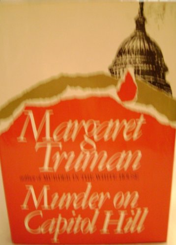 9780877953128: Murder on Capitol Hill: A Novel
