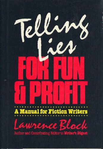 Telling Lies for Fun and Profit: Block, Lawrence