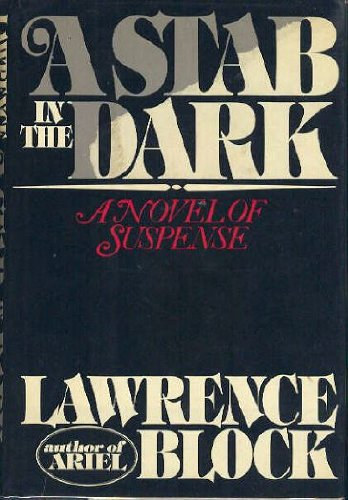 9780877953401: A stab in the dark: A novel