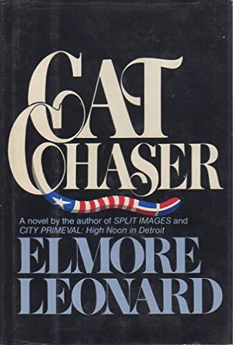 9780877953982: Cat chaser