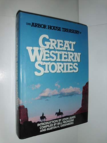 The Arbor House treasury of great Western: Pronzini, Bill &