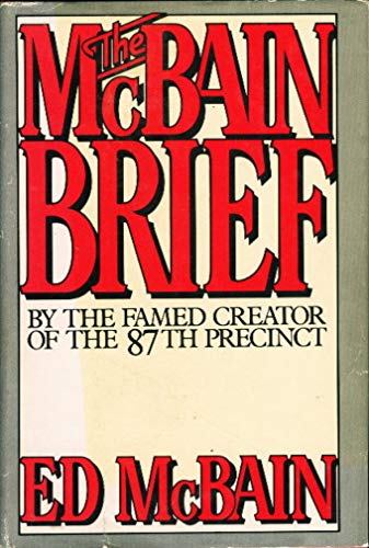 The McBain Brief (SIGNED): McBain, Ed