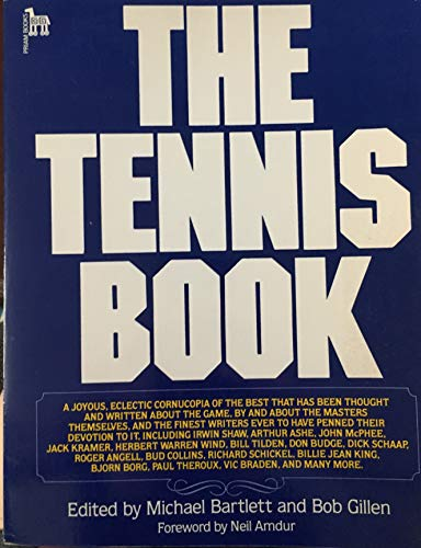 9780877955429: The Tennis Book