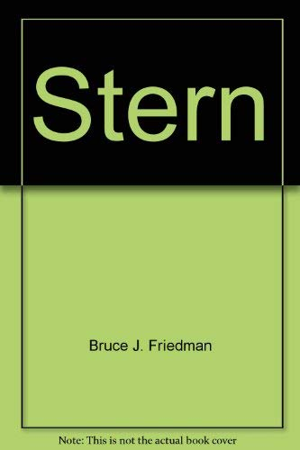 Stern: A novel (Arbor House library of contemporary Americana): Friedman, Bruce Jay