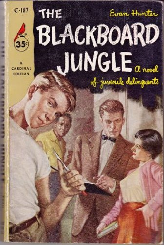 9780877956006: The Blackboard Jungle (Arbor House library of contemporary Americana)