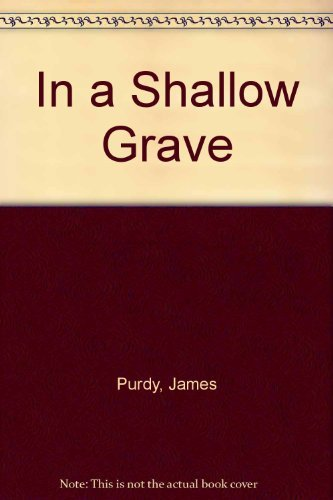 9780877956051: In a Shallow Grave (Arbor House library of contemporary Americana)