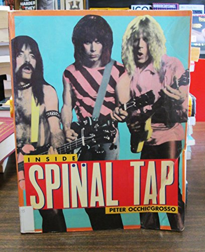 9780877956976: Inside Spinal Tap (Timbre books)
