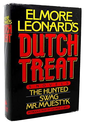 Elmore Leonard's Dutch Treat: Mr. Majestyk, Swag, The Hunted (Signed First Edition): Leonard, ...