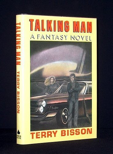 Talking Man: *Signed*: Bisson, Terry
