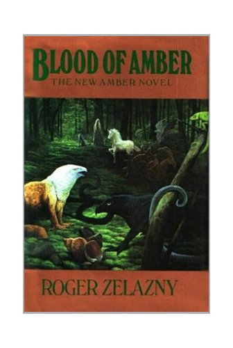 9780877958291: Blood of Amber