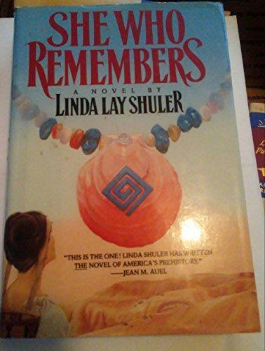 9780877958925: She Who Remembers