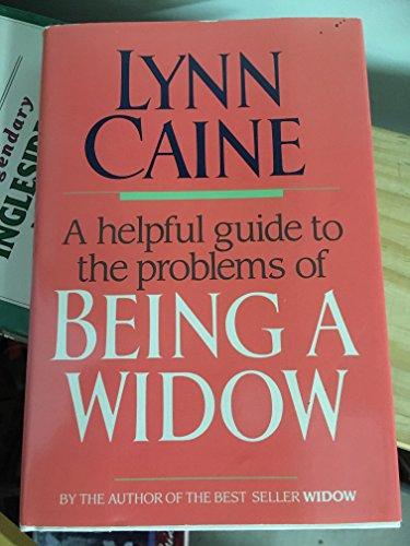 9780877959663: Being a Widow