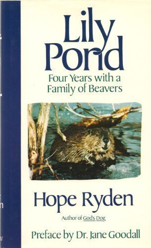 9780877959793: Lily Pond: Four Years With a Family of Beavers