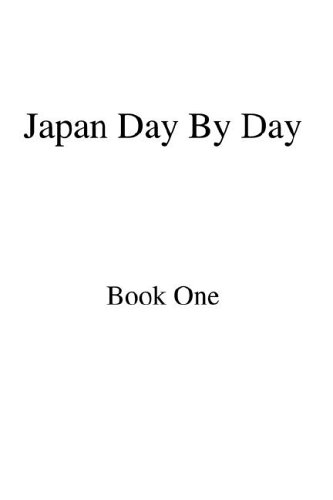 9780877971900: Japan Day by Day