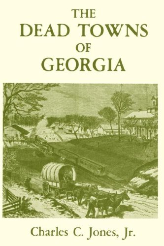 9780877972129: The Dead Towns of Georgia