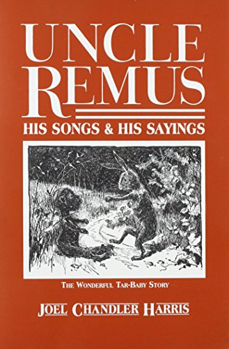 """an analysis of joel chandler harris uncle remus his song and sayings Here is a very interesting and hard to find copy of """"uncle remus, his songs and his sayings"""" by joel chandler harris, with 112 illustrations by a b frost, published in 1917."""