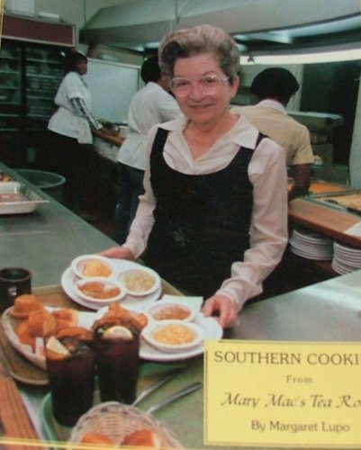 Southern Cooking from Mary Mac's Tea Room: Lupo, Margaret