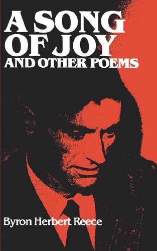 9780877973096: A Song of Joy and Other Poems