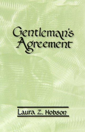 9780877973256: Gentleman's Agreement