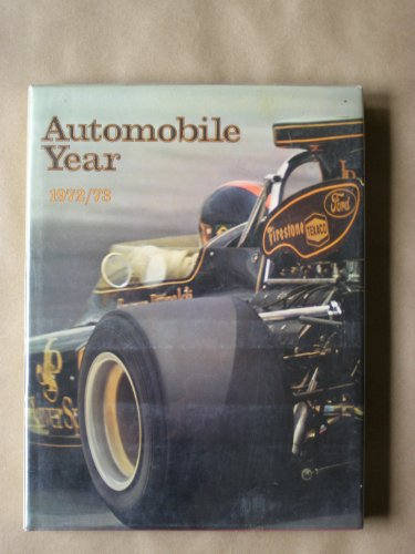 9780877990314: Automobile Year 1972/73