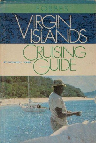 9780878000807: Forbes' Virgin Islands cruising guide