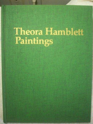 Theora Hamblett Paintings (Limited Edition, no. 135/250, signed): Hamblett, Theora