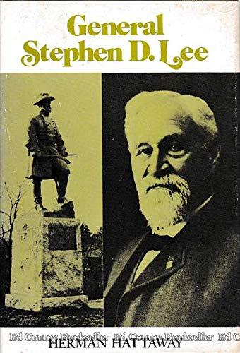 9780878050710: General Stephen D. Lee