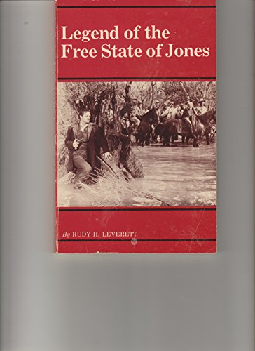 9780878052271: Legend of the Free State of Jones