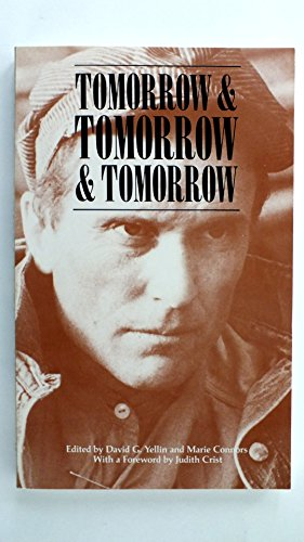 9780878052486: Title: Tomorrow and Tomorrow and Tomorrow