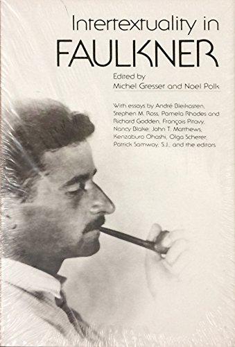 Intertextuality in Faulkner: Gresset, Michel